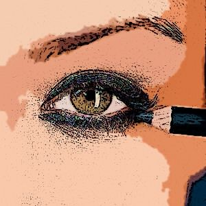 smokey-eyes_Cartoonizer_2